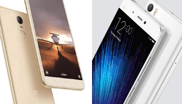 Xiaomi Redmi Note 3, Mi 5 goes out of stock within minutes of open sale