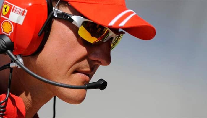 Michael Schumacher is 'reacting' to treatment: Ex-Ferrari boss