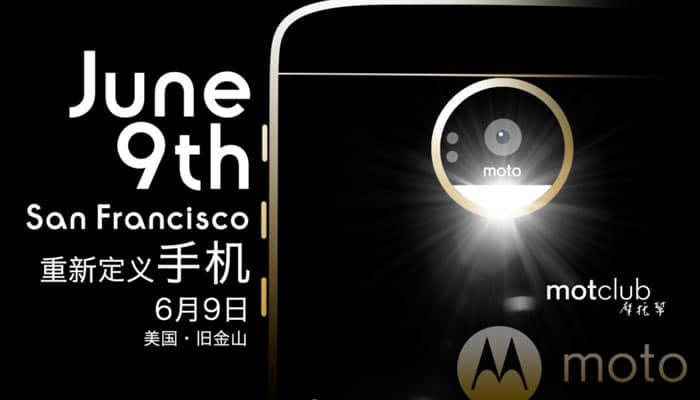 Lenovo files trademark for 'Moto Z' smartphone; end of Moto X series?