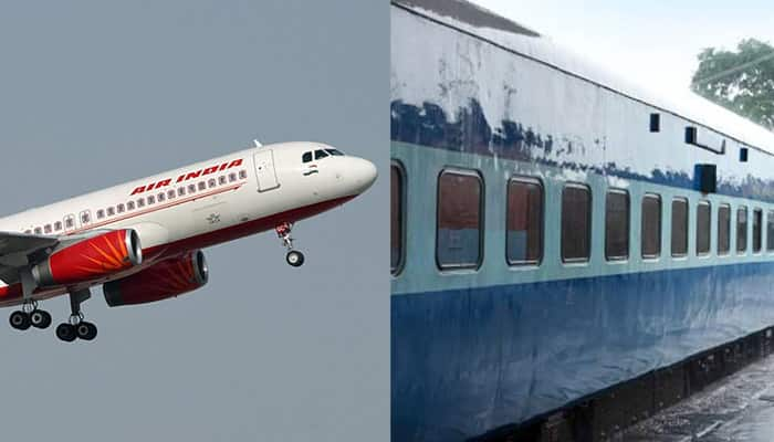 Good news for wait-listed passengers! Now upgrade to Air India if train ticket not confirmed