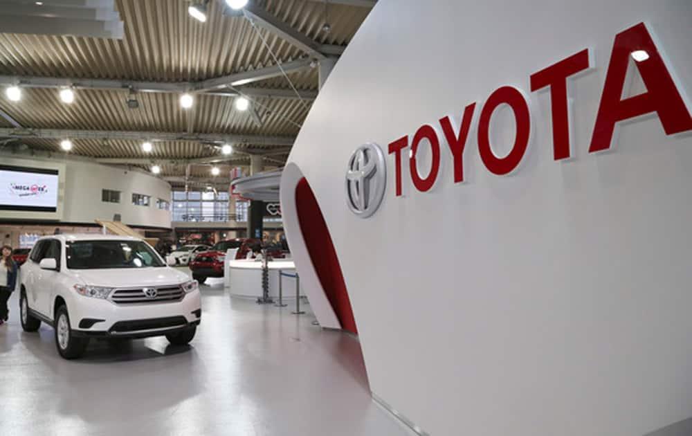 10. Toyota Motor, Japan, Market Value: $177 B