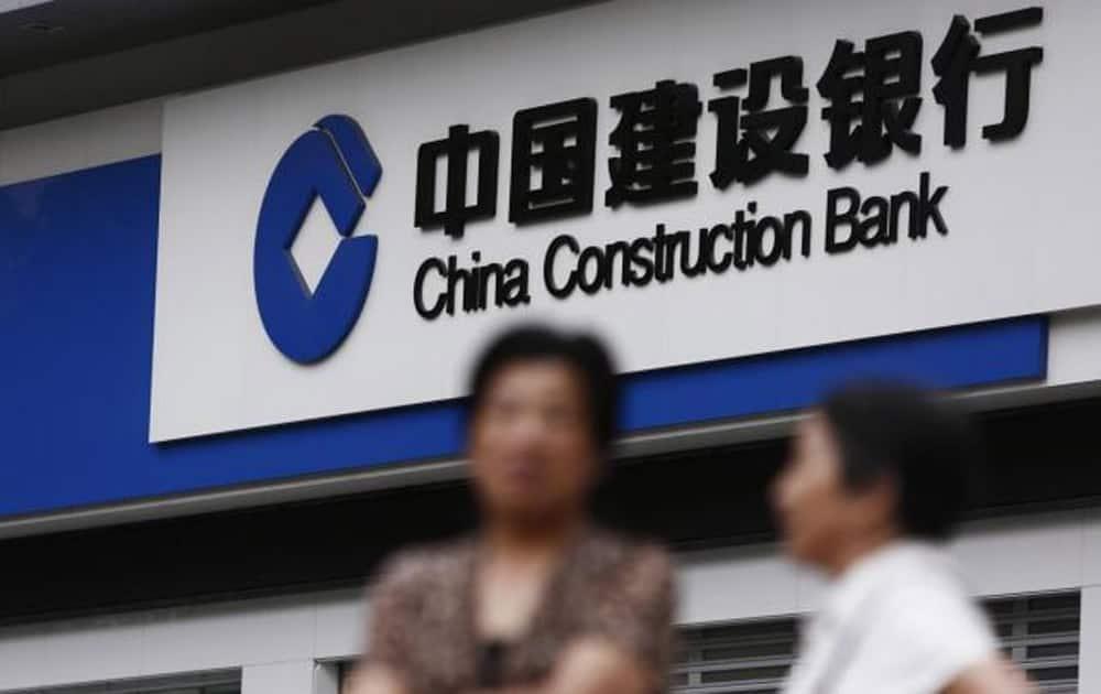 2. China Construction Bank, China, Market Value: $162.8 B