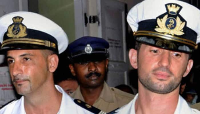 SC relaxes bail conditions, allows Italian marine Salvatore Girone to return home