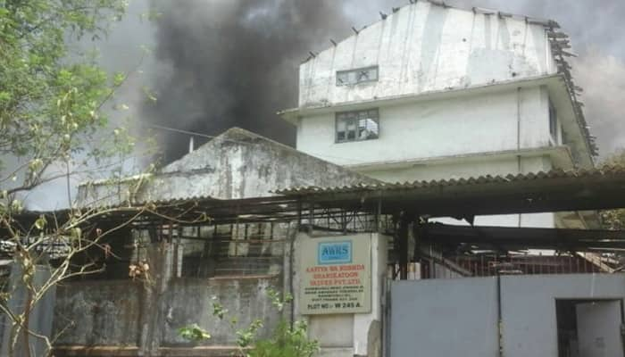 Chemical factory blast sends shock waves in Dombivali near Mumbai; 3 dead, over 100 injured