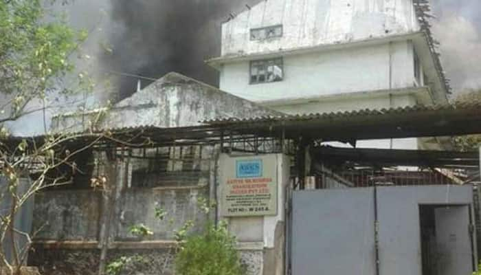 Five killed as boiler bursts in private chemical company in Dombivli township