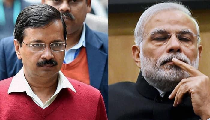 PM Narendra Modi silent on scams like Manmohan Singh: Arvind Kejriwal