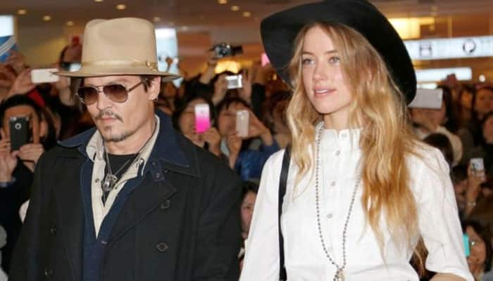 Amber Heard feuding with Johnny Depp's family