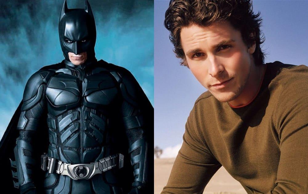 Batman- Christian Bale