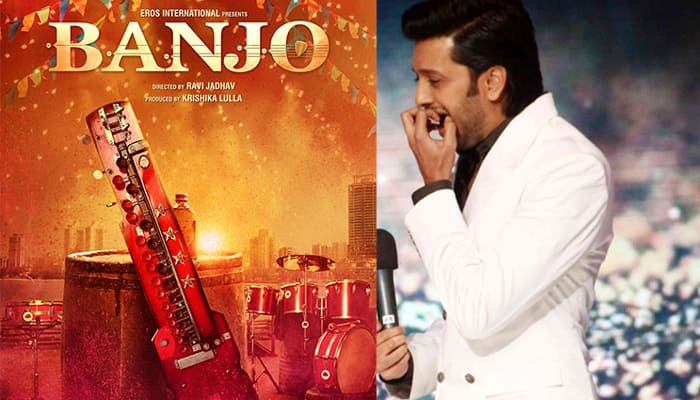 'Banjo' motion poster: Watch the brilliant backdrop flavoured with powerful Indian beats!
