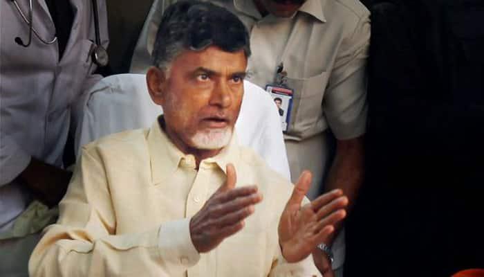 Andhra Pradesh CM Chandrababu Naidu hints at providing reservation