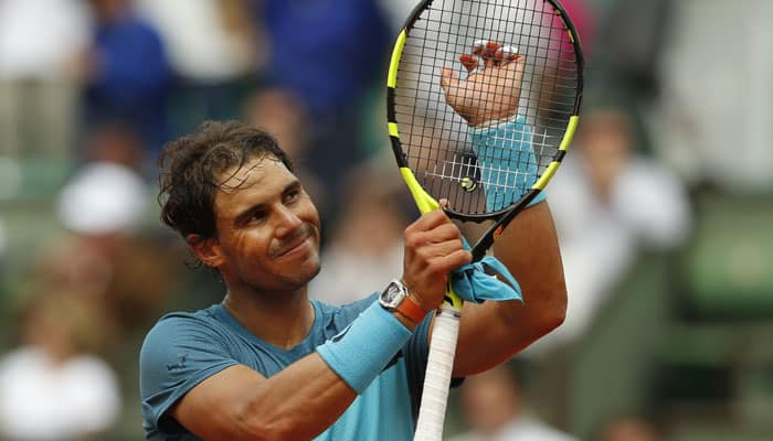 Nine-time champion Rafael Nadal pulls out of French Open with wrist injury