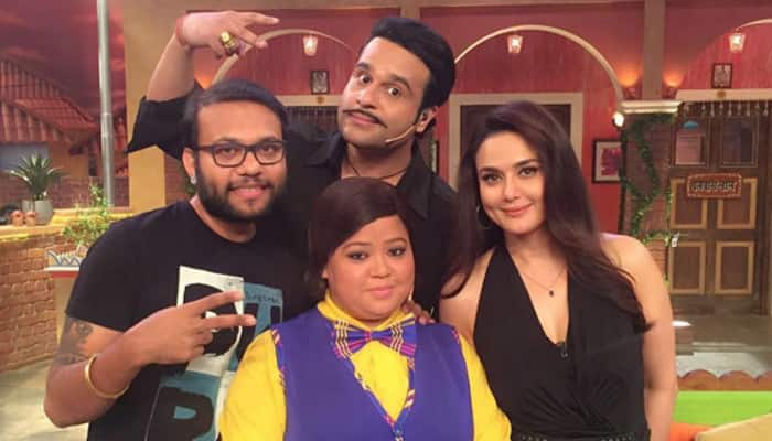 Preity Zinta All Set To Make Her First TV Show Appearance