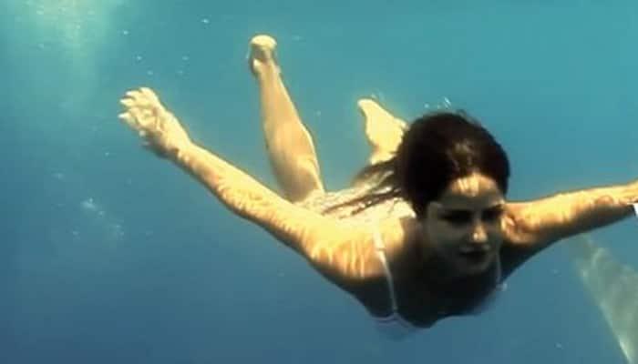 Do you know where is Katrina Kaif's paradise? Watch video