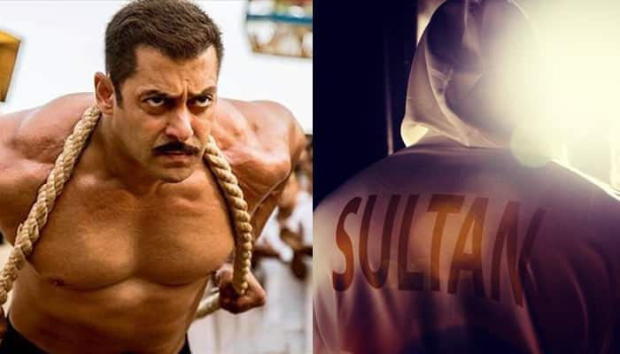 'Sultan' new poster: See robust Salman Khan turns 'Golden Sultan' magnifying the aura!