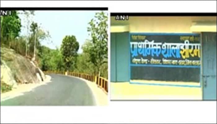 Development replaces fear in Jeeram Ghati in Chhattisgarh's Bastar district post 2013 Naxal attack