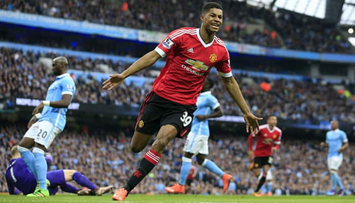 Teen sensation Marcus Rashford signs bumper long-term contract at Manchester United: Reports