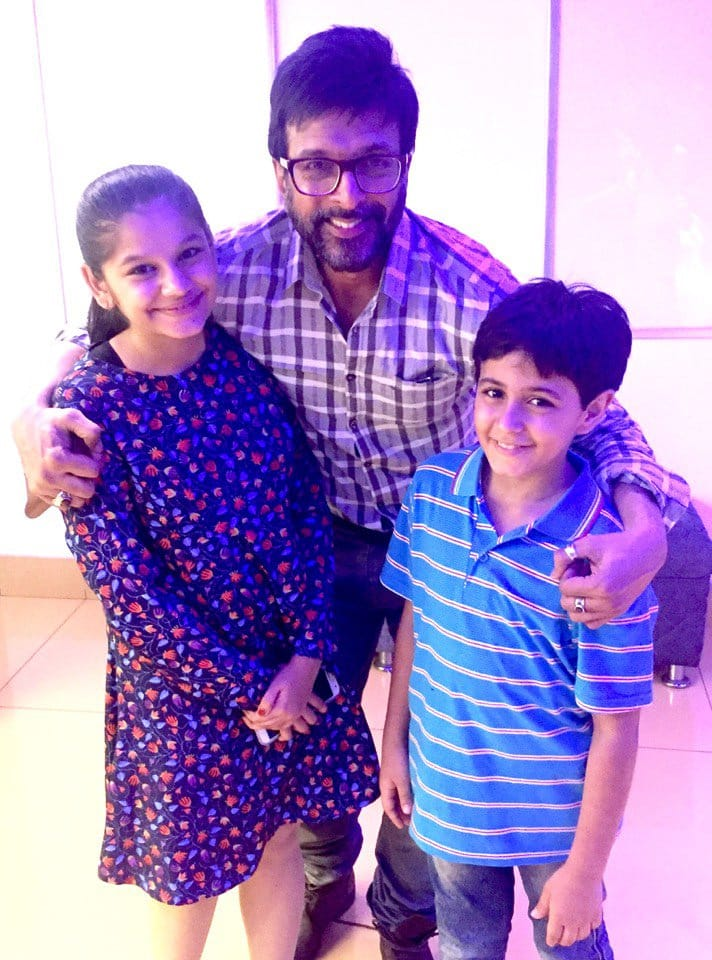 Jaaved Jaaferi ‏@jaavedjaaferi  :- #HetalGada and #KrrishChhabria, the lead actors of #Dhanak. The best Indian child actors I have seen in a long time -twitter