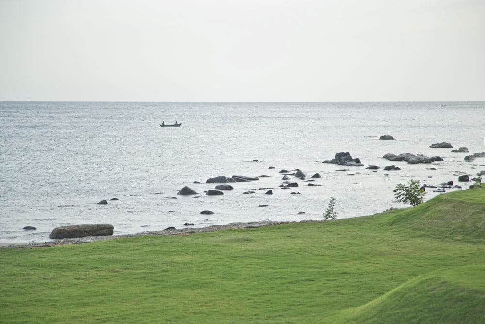Sandy Bay Golf Course in Trincomalee, Sri Lanka (Pic courtesy: Thinkstock Photos)