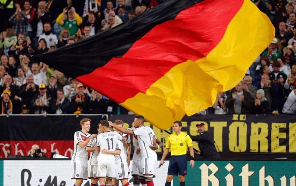 2) Germany and Spain are the most successful campaigners as they both have won it three times.