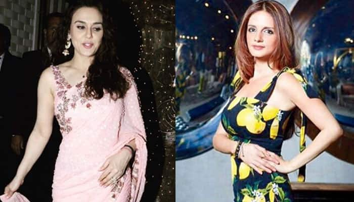 Just chill! Preity Zinta, Sussanne Khan bond over dinner