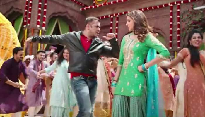Watch: 'Sultan' Salman Khan - Anushka Sharma's electrifying chemistry in 'Baby Ko Bass Pasand Hai'