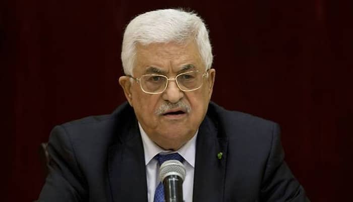 Ready for dialogue if Israel accepts two-state solution: Palestinian President Abbas
