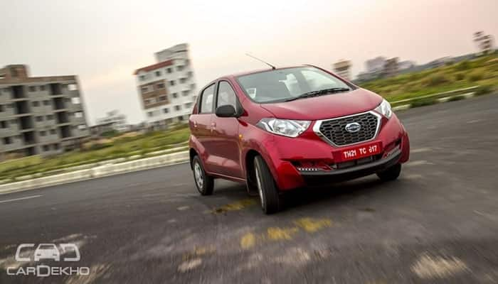 Confirmed! Datsun redi-GO to be launched in India on June 7