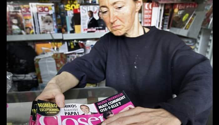Paris revolts at plan to scrap historic newspaper kiosks