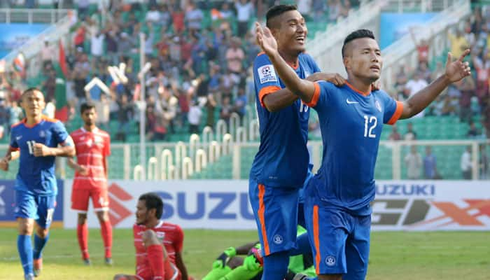 India beat Laos 1-0, put one foot at Asian Cup Qualifiers