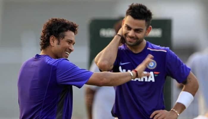 Virat Kohli is world's best right now but Sachin Tendulkar is obviously No.1: Brett Lee