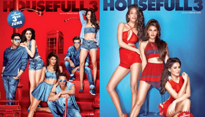 Housefull3 tweet review: First day first show
