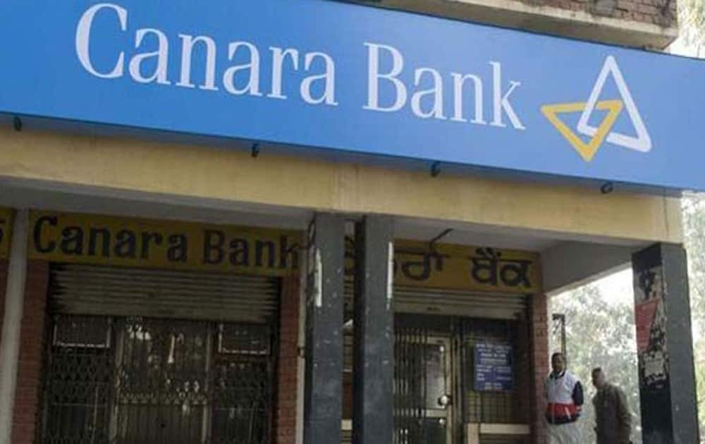6. CANARA BANK- Market capitalization - Rs 10,710.50 cr  till june 3, 2016