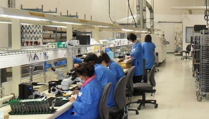 Niti seeks tax holiday on $1 bn investment in electronic manufacturing