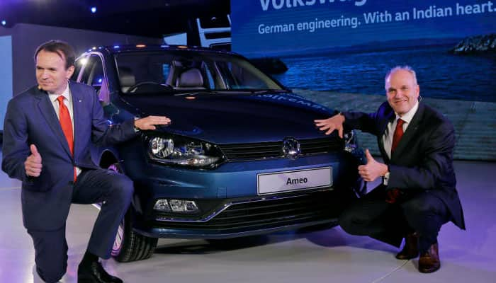 Volkswagen Ameo launched in India at Rs 5.14 lakh