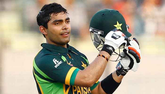Umar Akmal hits out at Pakistan media again - This is what he said!