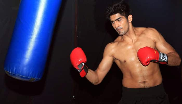 'Vijender Singh doesn't have time left for Rio Olympic trials'