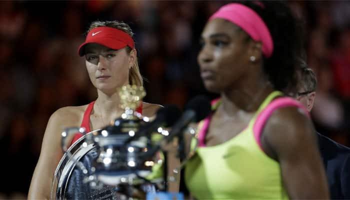 Serena Williams surpasses Maria Sharapova to become world's highest paid sportswoman