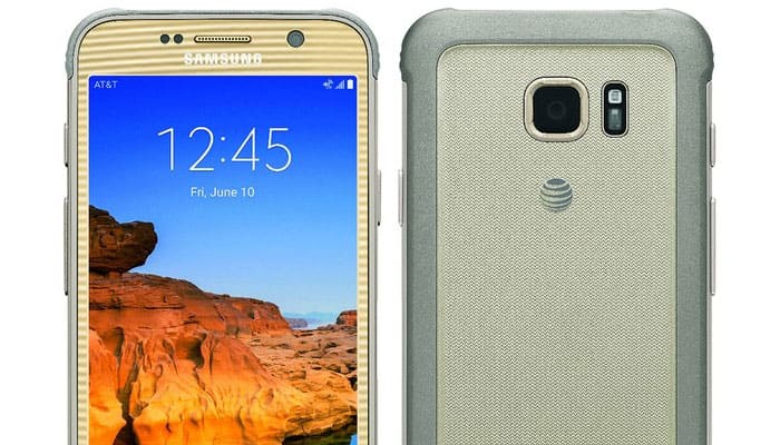 'Most rugged' smartphone Samsung Galaxy S7 Active launched  at $750