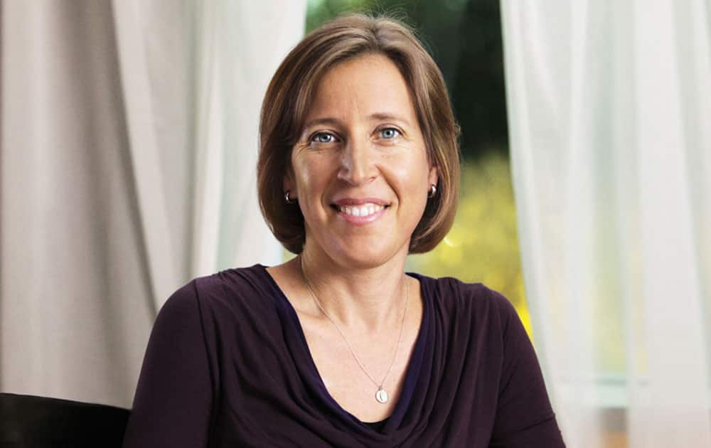 Susan Wojcicki, CEO, YouTube, US