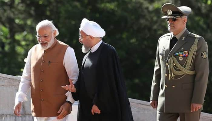 After welcoming India-Iran Chabahar Port deal, 'jealous' China now says project is bound to fail