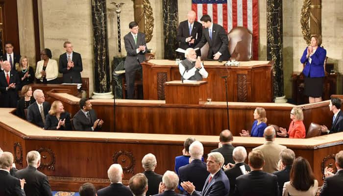 PM Modi's address to the joint sitting of US Congress - Full Text