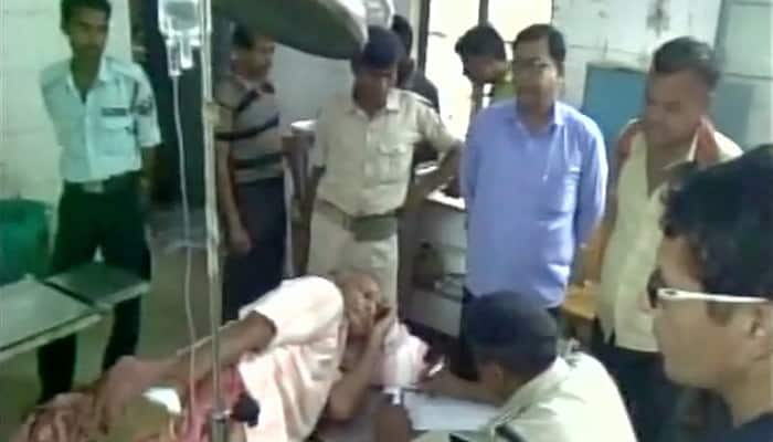 Bihar deputy mayor shot at, admitted to hospital