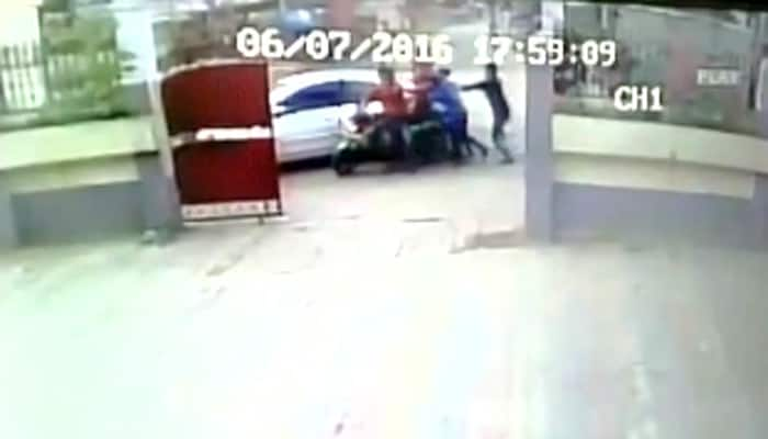 Watch video: Student abducted in broad daylight in Patna