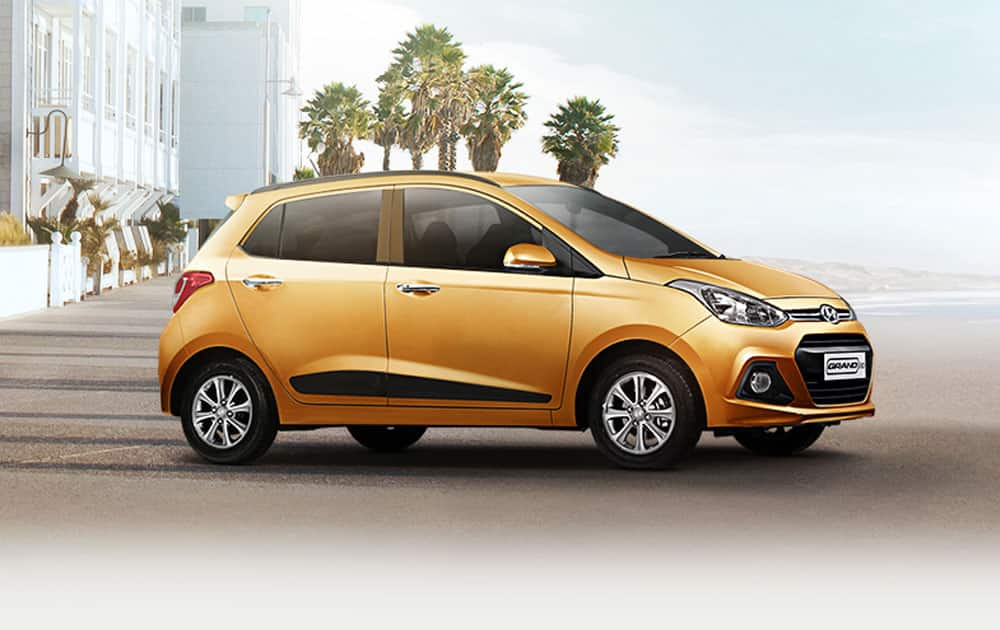 Hyundai Grand i10: India's 5th best selling car in May 2016