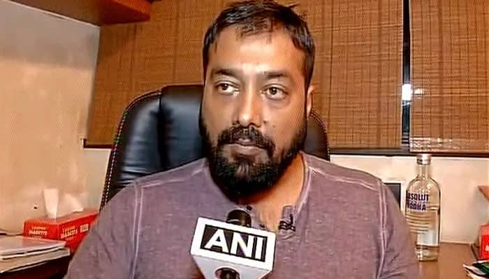 'Udta Punjab' row: Twitter explodes as Anurag Kashyap talks to media with 'vodka' bottle in background - Know what happened