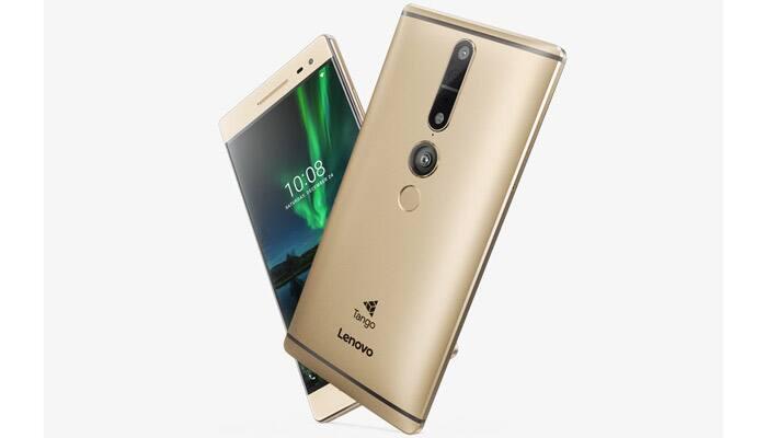 Lenovo Phab2 Pro Tango enabled smart phone: 5 Key Features