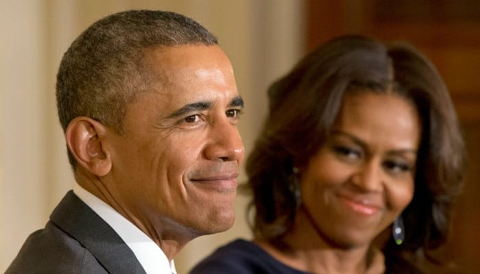Wonder if Obamas will shift to India: Shiv Sena
