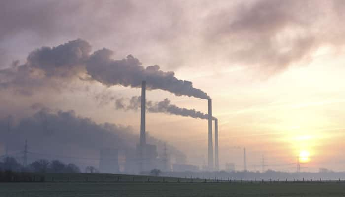 Scientists turn carbon dioxide into stone to fight climate change