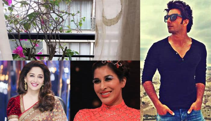 Mumbai receives pre-monsoon showers, check out what Bollywood rain lovers have to say!
