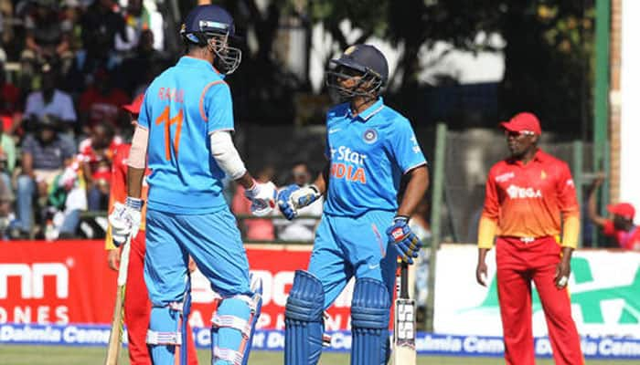 Virat Kohli congratulates KL Rahul, Team India after victory over Zimbabwe